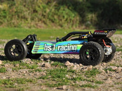 BSD RACING Prime Baja V3 1/10th Buggy RTR 7.2V Ni-MH click to zoom image