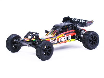 BSD RACING Prime Baja V3 1/10th Buggy RTR 7.2V Ni-MH
