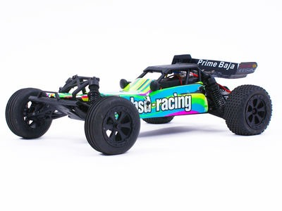 BSD RACING Prime Baja V3 1/10th Buggy RTR 7.2V Ni-MH 1/10 scale Green/Yellow  click to zoom image