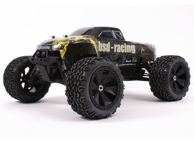 BSD RACING Flux Marauder 4wd Truck 1/8th