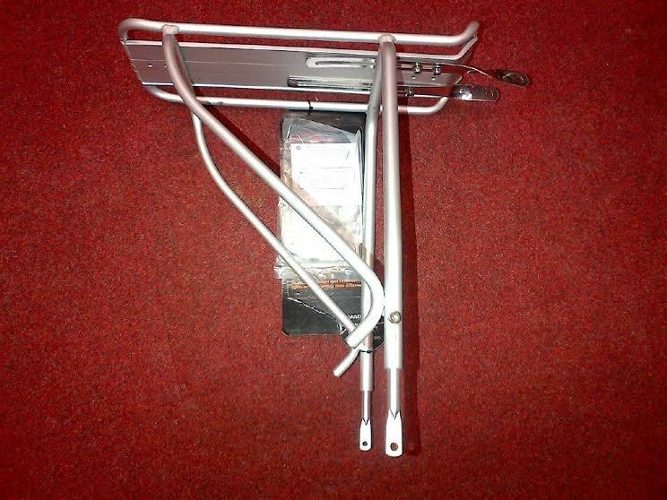 M PART Ridge rear pannier rack (disc Compatible)  | £32 95