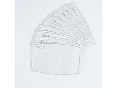 MADISON Element reusable face covering disposable inserts, pack of 10