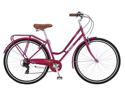 "PROBIKE Vintage Lady 7 Speed (Colour Option). 17"" Purple  click to zoom image"