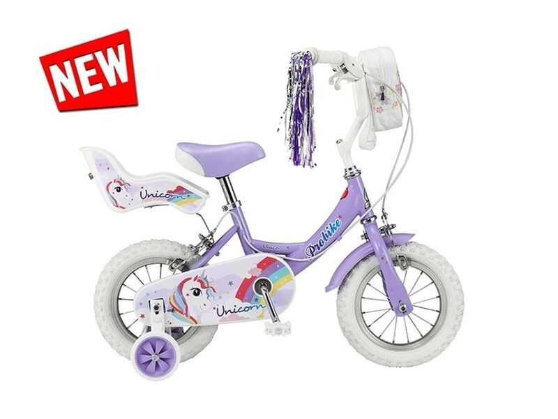 "PROBIKE Unicorn 12"" click to zoom image"