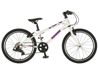 SQUISH BIKES 20 White/Purple