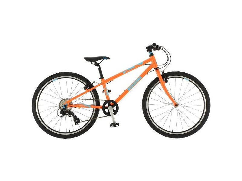 SQUISH BIKES 24 Orange click to zoom image