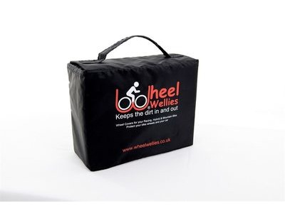 WHEEL WELLIES Adult Bicycle Wheel Covers