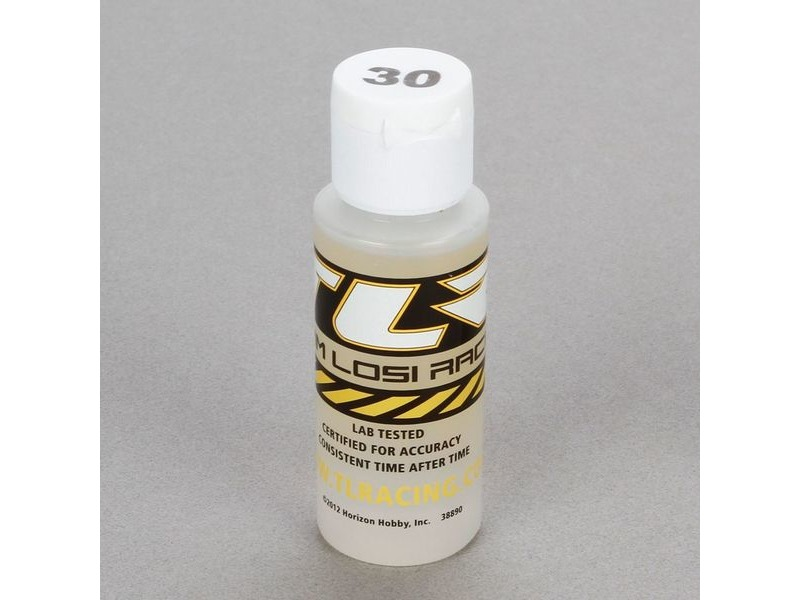 TLR Silicone Shock Oil, 30wt, 2oz click to zoom image