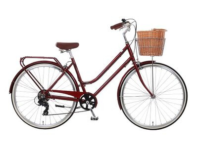 "DAWES Duchess Deluxe 15"" Burgundy  click to zoom image"