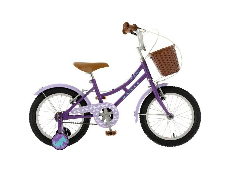 DAWES Lil Duchess 16 Purple click to zoom image