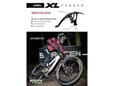 CRUD XL Front Fender click to zoom image