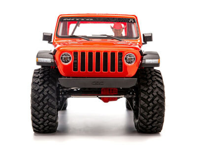 AXIAL SCX10 III Jeep JL Wrangler 4WD RTR ORANGE click to zoom image