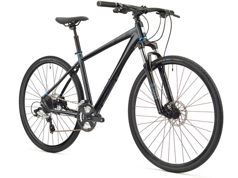 SARACEN BIKES Urban Cross 1 click to zoom image