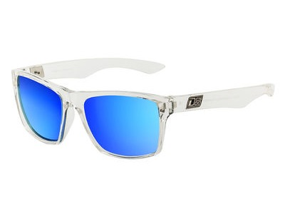 DIRTY DOG Vendetta Polarised Frame X-Large LENS COLOUR GREY/BLUE MIRROR POLARISED FRAME COLO  click to zoom image