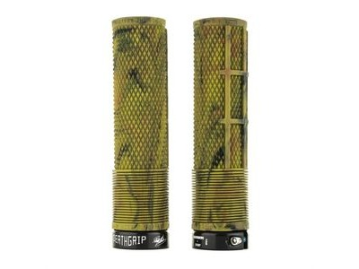 DMR Brendog DeathGrip Non Flange Thick - Soft  Camo  click to zoom image