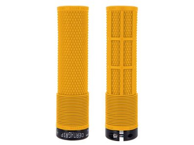 DMR Brendog DeathGrip Non Flange Thick - Soft  Gul Yellow  click to zoom image
