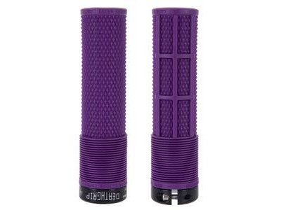 DMR Brendog DeathGrip Non Flange Thick - Soft  Purple  click to zoom image