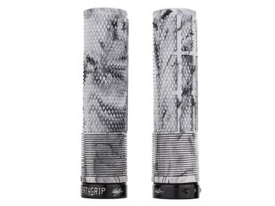 DMR Brendog DeathGrip Non Flange Thick - Soft  Snow Camo  click to zoom image