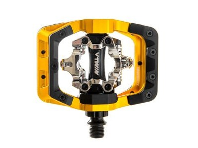 DMR V-Twin Clip In Pedal (Various Colours Available) Gold  click to zoom image
