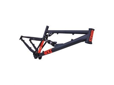 DMR Bolt Frame  Matte Black  click to zoom image