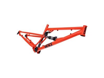 DMR Bolt Frame  Tango Orange  click to zoom image