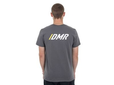 DMR Tokyo T-Shirt Charcoal click to zoom image