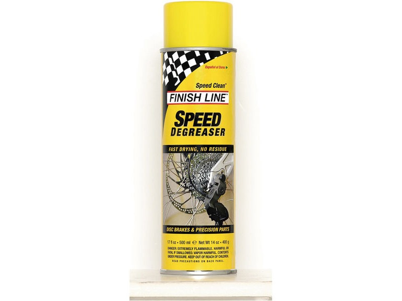 FINISH LINE Speed clean 17 oz / 500 ml aerosol click to zoom image