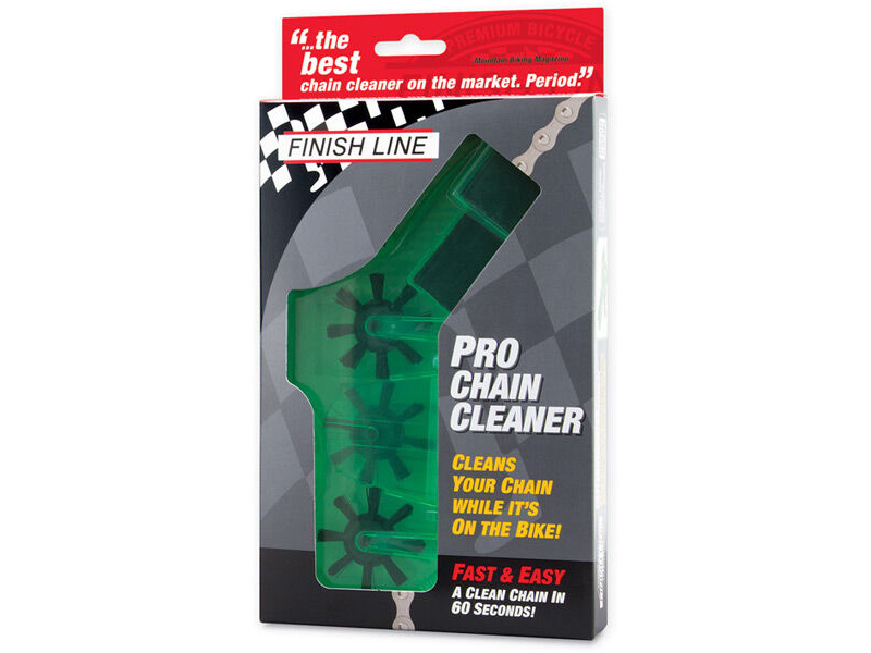 FINISH LINE Pro Chain Cleaner Kit click to zoom image